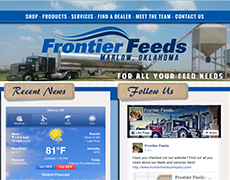 Frontier Feeds Company