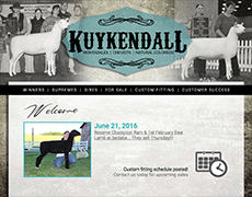 Kuykendall Custom Fitting