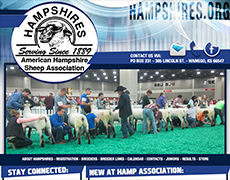 Hampshire Sheep Assoc.