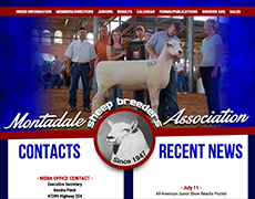 Montadale Sheep Assoc.